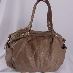 The Sak Kedzie Leather Hobo Bag
